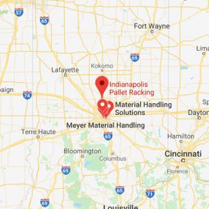 Indianapolis Pallet Racking